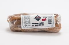 Filets de hareng fumé doux ballotin roulé main 200g