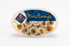 Mini hareng olives 220g