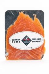 Saumon fumé Norvégien 4 tranches 200g