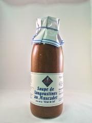 Soupe de langoustines au muscadet 480g