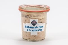 Rillettes de thon à la salicorne 100g