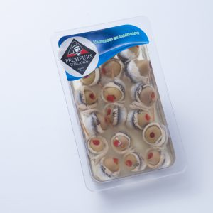 Banderilles anchois 200g