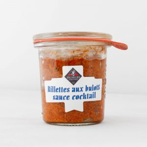 Rillettes aux bulots sauce cocktail 100g