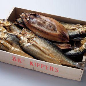 Kippers caisse bois / le kg