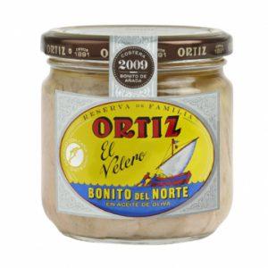 Thon Germon à l'huile d'Olive 270g ORTIZ