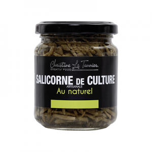 Salicornes de culture au naturel 100g