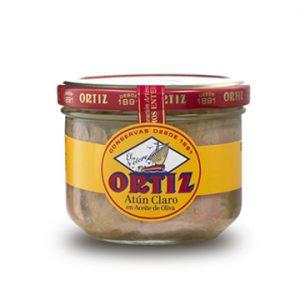Thon Albacore à l'huile d'Olive 270g ORTIZ