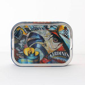 Sardines millésimées Ville Bleue «Michel Barzic» 115g