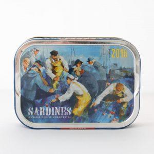 Sardines millésimées Ville Bleue «Fanch Moal» 115g