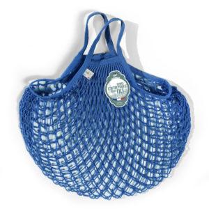 Filet à provisions «Bleu»