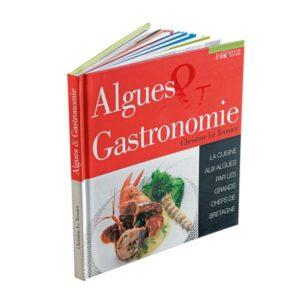 Livre «Algues et Gastronomie»