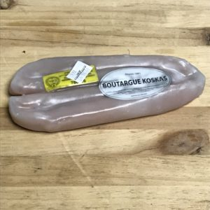 Boutargue / le kg (Djumbo Environ 300g)