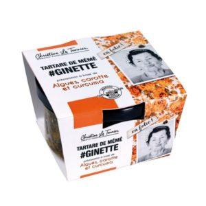 Tartare d'Algues de Mémé Ginette (carotte et curcuma) 90g