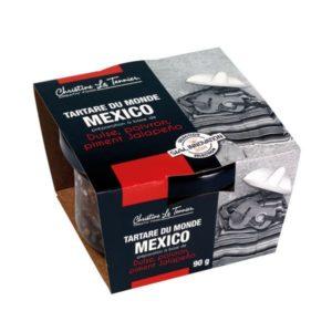 Tartare du monde MEXICO (Dulse, poivron et piment Jalapeño) 90g