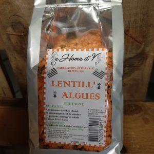 Lentilles aux algues 250g