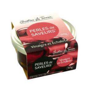 Perles de Saveurs Vinaigre et Échalotes 50g