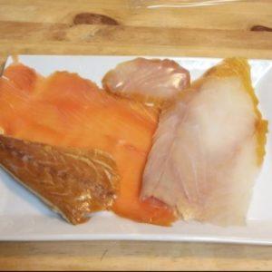 Assiette Gourmande (100-140grs)